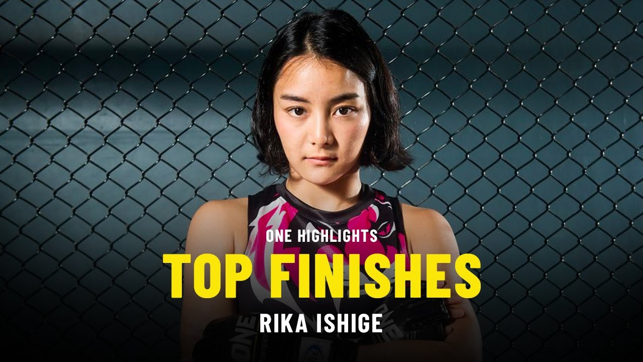 Rika Ishige's Top Finishes   ONE Highlights