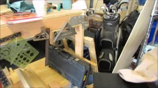 Build A Garage Work Bench