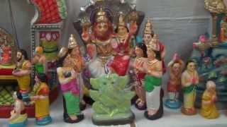 Madu Meikkum Kanne-Kannan song at Golu by Sarvesvaran