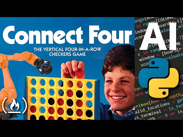 Develop an AI to play Connect Four - Python Tutorial