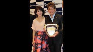 女優・高田万由子(47)が17日、スウェーデン大使館で行われた「P...