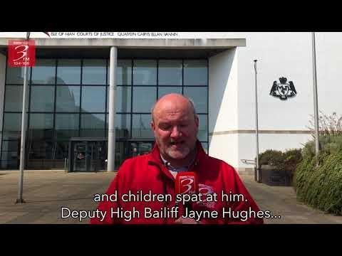 3FM Courts  Robert William James Houghton