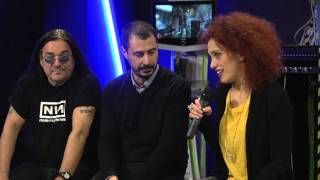 Alteria e Pino Scotto di Rock Tv su Note Spillate