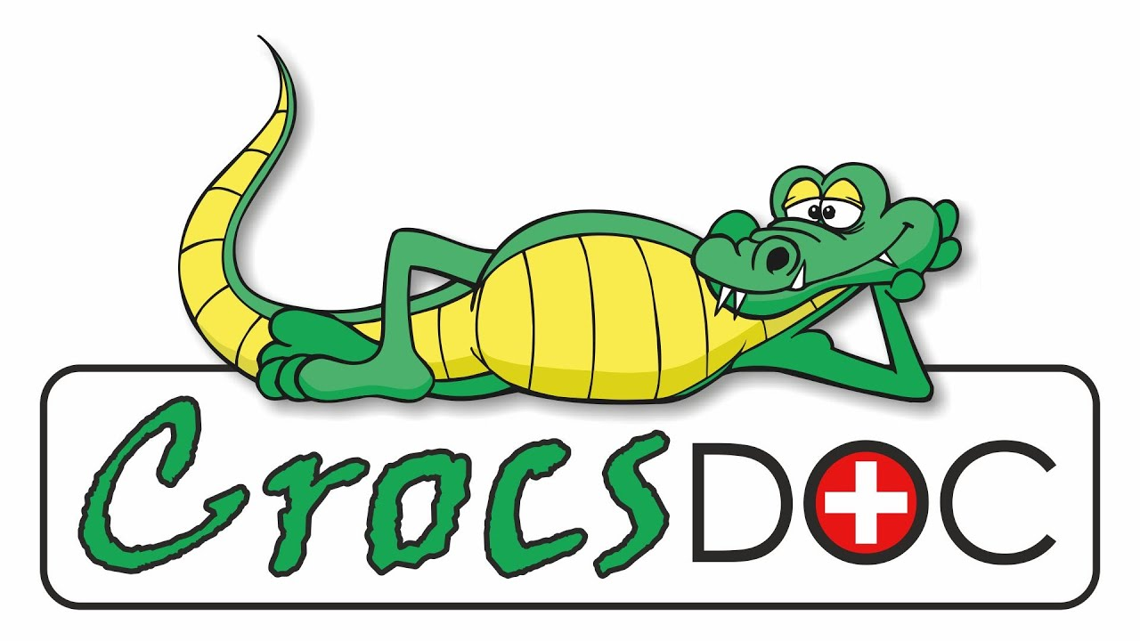 dd3f7f20612 ClogsDoc repair solution to fix, mend, broken, damaged Crocs - YouTube