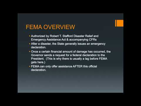 FEMA & Beyond: Disaster Legal Services Training for Pro Bono Attorneys