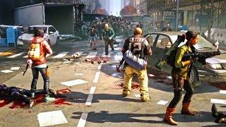WORLD WAR Z NEW Mode Gameplay Trailer #3 (Open World Zombies Game 2019)