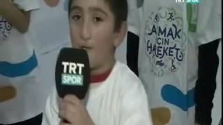 Aşmak İçin Hareket Çorum ( TRT SPOR ) - Türkiye Beyazay Derneği