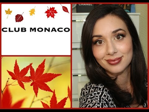 Huge Club Monaco Fall Haul