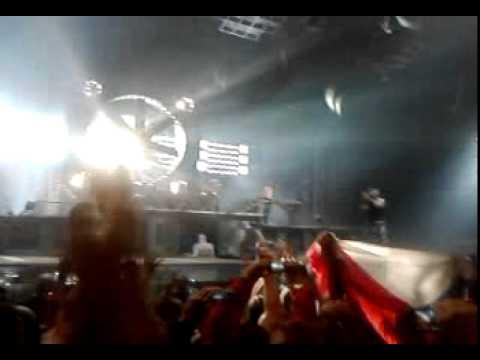 Rammstein - 6.11.11 Bratislava. The real end