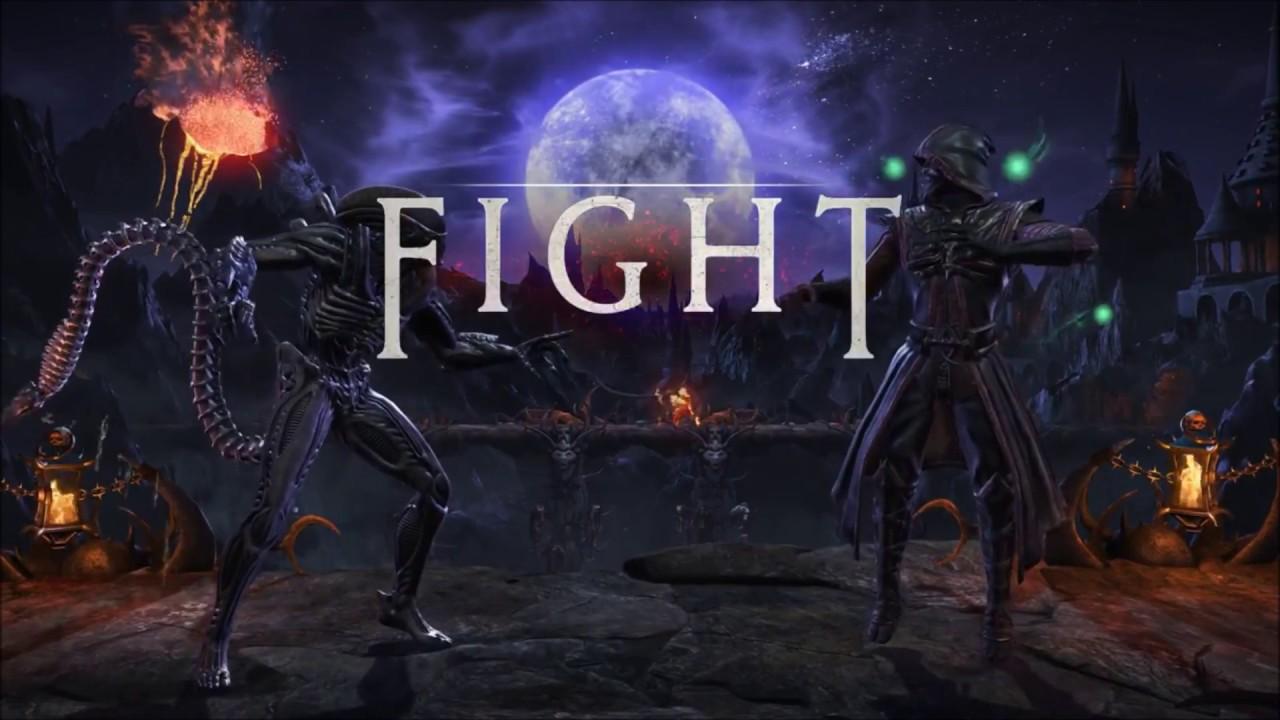 Mortal Kombat XL all horror characters