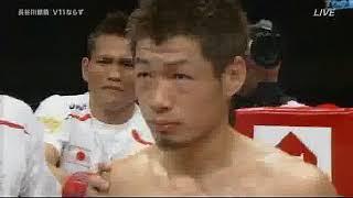 長谷川穂積 vs フェルナンド・モンティエル(WBC世界バンタム級タイトルマッチ)2/2