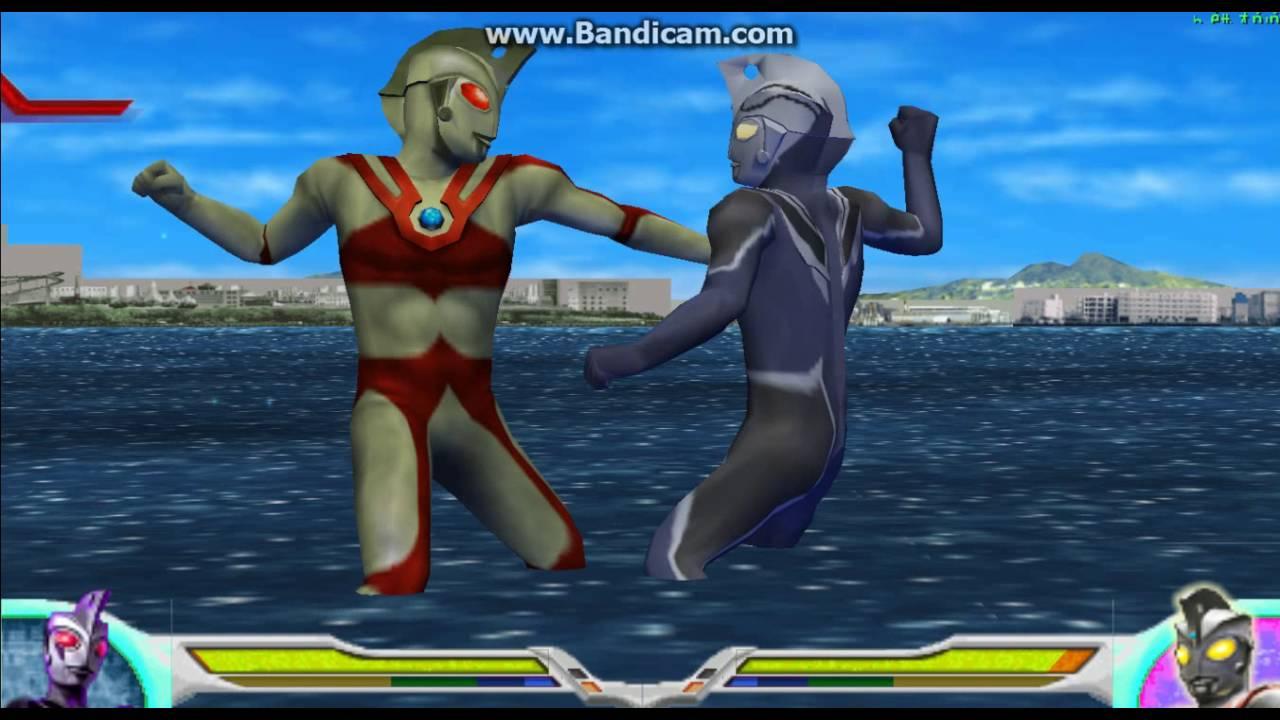 Ppsspp Ultraman Fighting Evolution 0 Ultraman Agul Vs Ultraman Ace