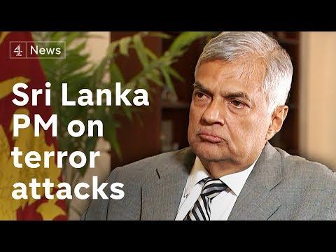 Sri Lanka PM's