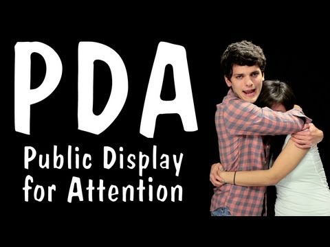 Messy Mondays: PDA - Public Displays for Attention