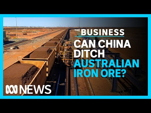 Is China about to walk away from Australian iron ore?   The Business