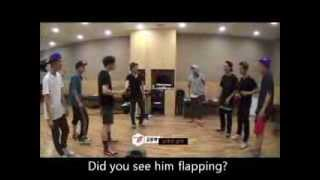 eng sub win unreleased team a b playing chicken fight