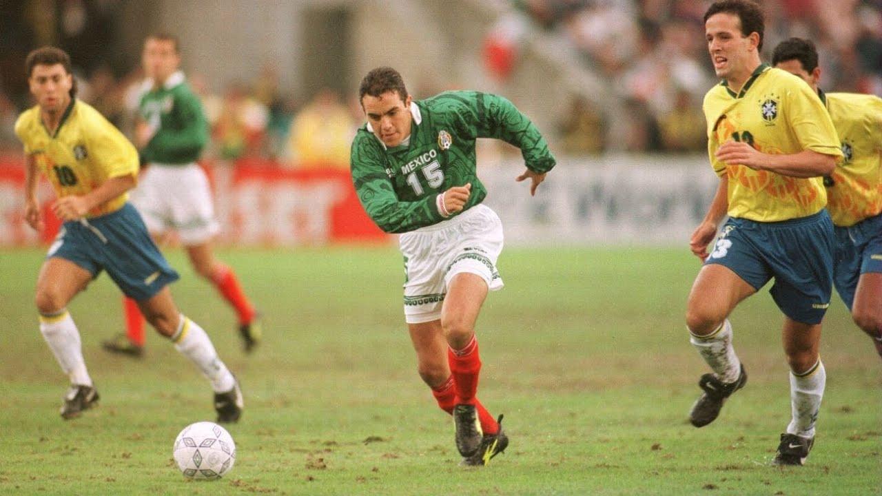 Resultado de imagem para copa oro brazil 1996