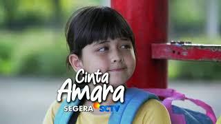 Cinta Amara Official Teaser - Ciara Brosnan Gadis Penjual Roti yang Cantik