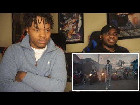 YoungBoy Never Broke Again - Diamond Teeth Samurai (Official Video) - REACTION