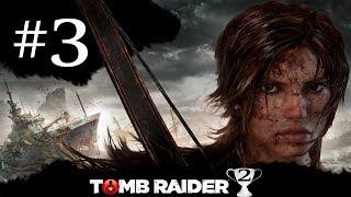 Прохождение Игры Tomb Raider 2013 Часть 3: Логово Волка!