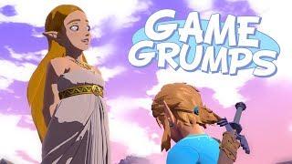 Game Grumps Zelda: Skyward Sword Animated  -