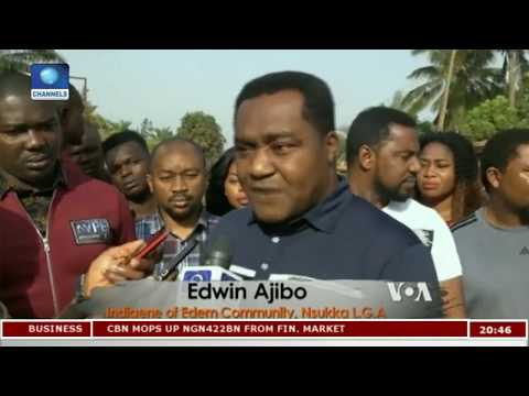 Enugu Govt Basic Infrastructure Upgrade |Africa 54|
