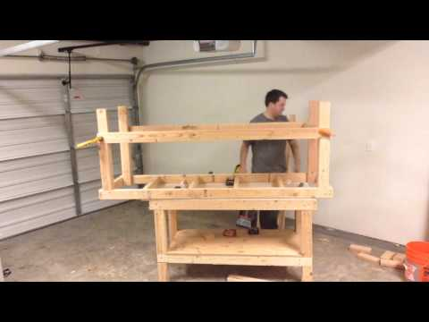 Building a Workbench in Oakland