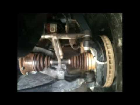 Hummer H2 Down Broken Cv Shaft Youtube