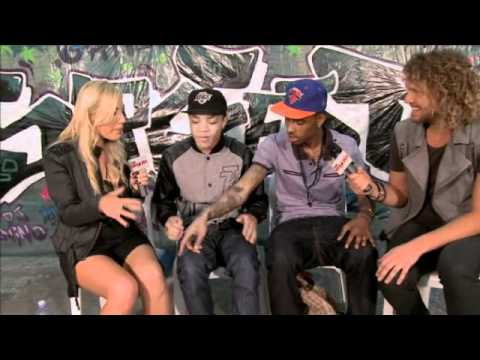 Hit List TV New Boyz Interview - part one