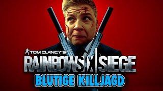 Blutige Killjagd - Rainbow Six Siege Ranked