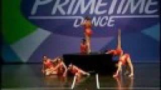 """Blah Blah Cha Cha"" - Dancers Edge 2008"