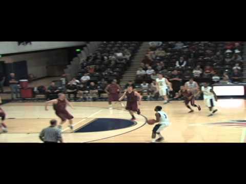No. 3 Men's Basketball vs Colorado Mesa - Metro State