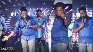 Smile Settai RJ Vignesh Funny Ramp Walk Entertains Viewers