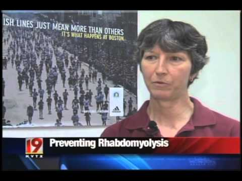 Preventing Rhabdomyolysis