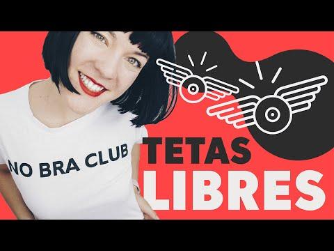 POR QUÉ IR SIN SUJETADOR 🍐 Consejos, experiencia y voces en el #RetoTetasLibres - Noemí Casquet thumbnail