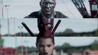 Marvel Collab |Jump|Part 3 [DeadPool]