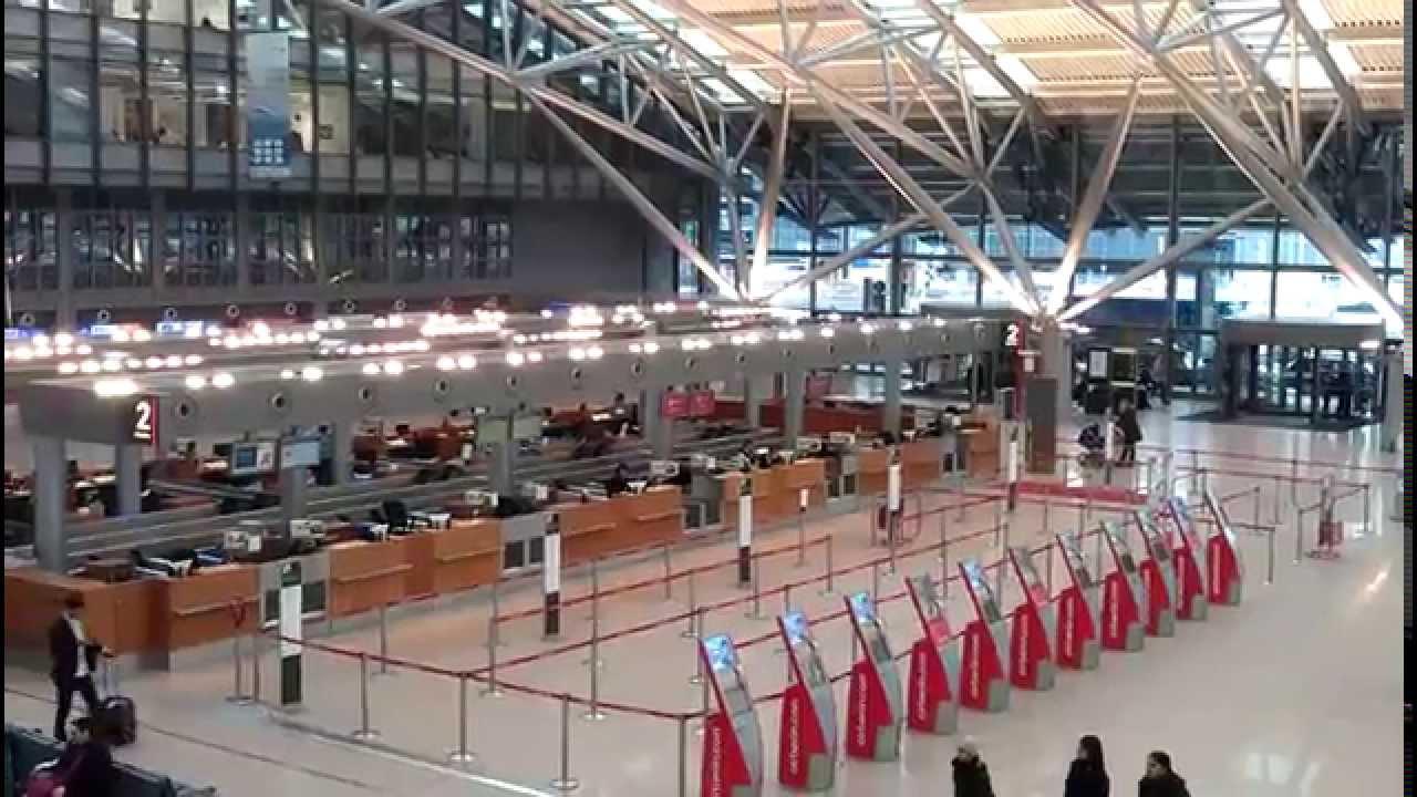 Kapstadt Flughafen Ankunft