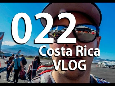 VLOG 22 - Costa Rica and grow your social media with my tips