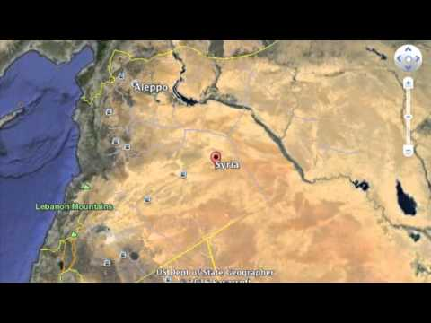 Google earth syria youtube google earth syria gumiabroncs Image collections