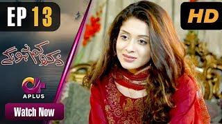 Pakistani Drama | Dukh Kam Na Honge - Episode 13 | Aplus Dramas | Saba Faisal, Nadia Afghan, Babar