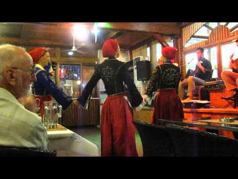 Greek female dance