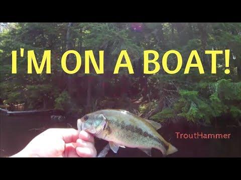 Fishing Cleawox Lake