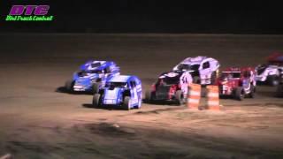 Salina Speedway Dirtfest Mod Lites