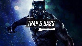 Trap Music Mix 2018 💊 Black Panther Trap 💊 Best Bass Boosted Trap Drops  Extreme Bass