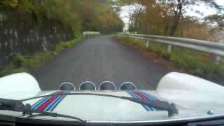 Alpine Classic Car Rally Martini Narrow Porsche Rally Run 20131101 アルペンクラッシッックカーラリー