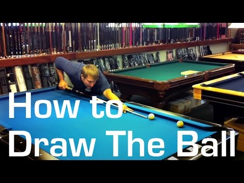 How to Draw the Ball