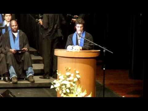 FEI Turma 16 - Discurso de Homenagem aos Mestres - Gabriel Fanti (28.Set.2011)