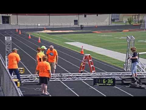 Runner's High Scaffold Teardown