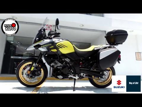 2018 suzuki v strom 1000 xt. modren suzuki vstrom 1000 xt 2018 suzuki motos kioto intended 2018 suzuki v strom xt