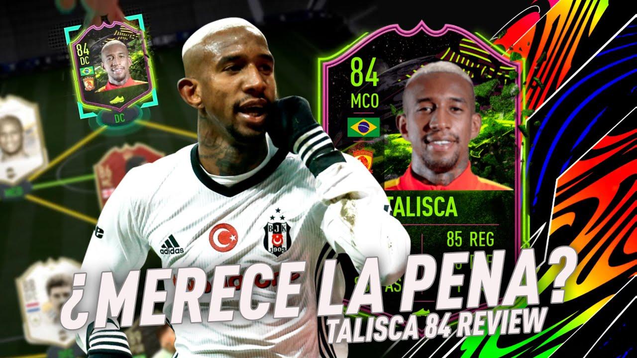 TALISCA 84 RULEBREAKER REVIEW! ¿MERECE LA PENA? FIFA 21 ULTIMATE TEAM